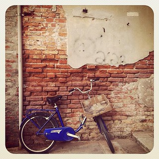 Venice - Bike | by Elissa @ 17 and Baking