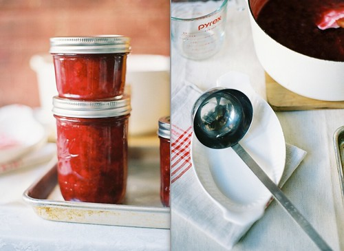 cranberry quince preserves | by yossy arefi