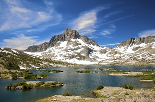 Thousand Island Lake, Ansel Adams Wilderness | by SteveD.