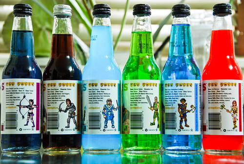 Jones Soda The Guild Limited Edition Soda Back | by drinkwhat