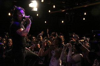 Falling In Reverse at Red Bull Sound Space at KROQ | by ajrauch66