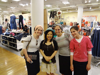 At Macy NY, met my readers! | by maangchi