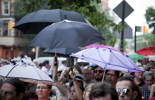 DBA Second Line Umbrellas | by joshabla