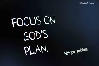 Focus on God's Plan | by Bassisette