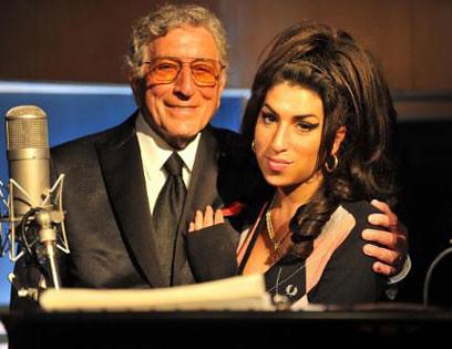 Amy Winehouse & Tony Bennett Duet To Be Released In SEPTEMBER