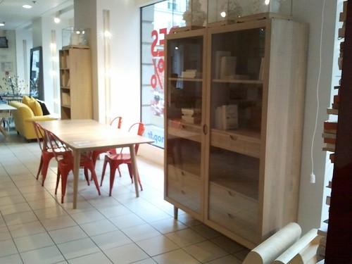 conran shop paris barton armoire and table the barton armo flickr. Black Bedroom Furniture Sets. Home Design Ideas