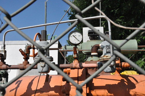 Natural Gas Pipeline Leak Arizona