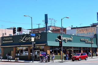 Langer's Delicatessen Restaurant - Los Angeles | by Cathy Chaplin | GastronomyBlog.com