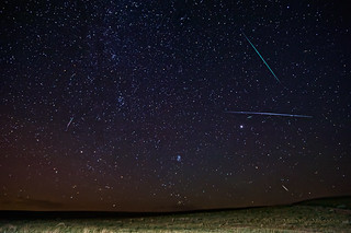 Pawnee Perseids | by Fort Photo
