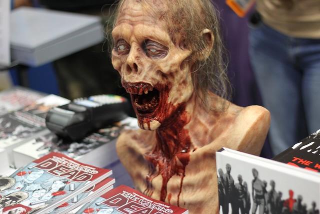 Walking Dead books