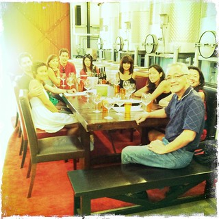 the fam at MacPhail family vineyards | by treiCdesigns