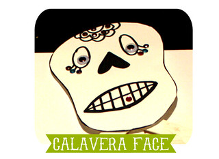 Calavera face | by RubyDW