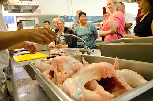 Bobby Santos Poultry Taste Education | by Slow Food Maui