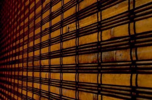 Cortina de bambu gina ruiz flickr - Cortinas de bambu ...