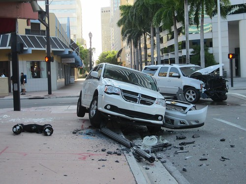 Car Accident Miami Today