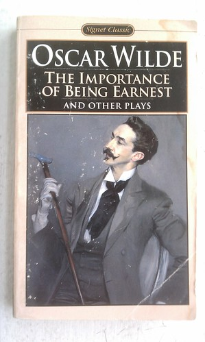 The importance of being earnest book report