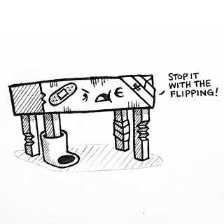 stop it with the flipping! | by pilihp