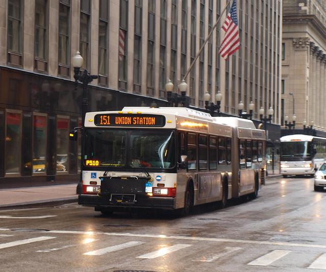 CTA Buses 1