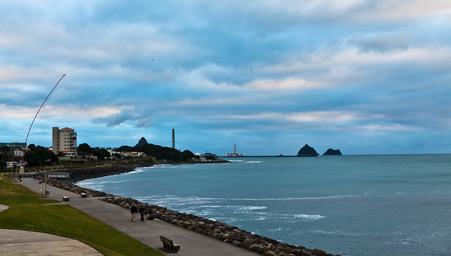 New Plymouth_Harbour