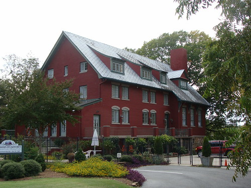 Historic Anniston Inn---Anniston, Al.--NRHP | by bamaboy1941