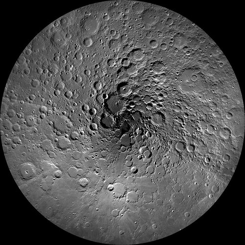 The Moon's North Pole | by NASA Goddard Photo and Video