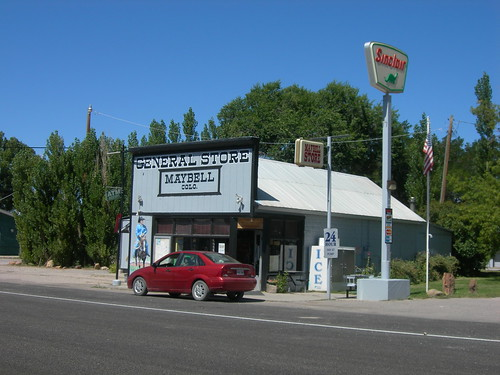 Maybell General Store