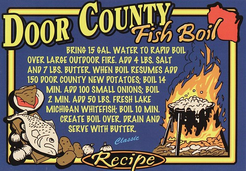 How to Have a Fish Boil | by Calsidyrose