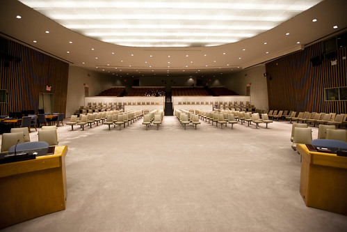 The U.N. Security Council - Looking outwards | by Dan Nguyen @ New York City