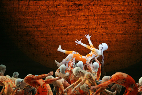 Members of The Royal Ballet in The Rite of Spring © Dee Conway/ROH 2011 | by Royal Opera House Covent Garden
