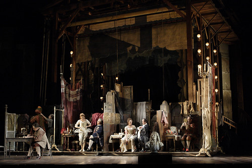 Adriana Lecouvreur © ROH / Catherine Ashmore 2011 | by Royal Opera House Covent Garden