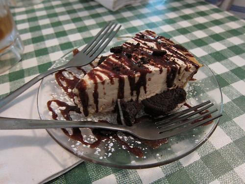 Frozen Peanut Butter Pie   Allen and Son BBQ, Chapel Hill, N ...