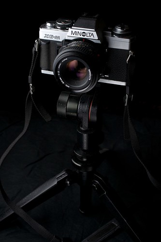 Minolta XG-M | by herb.g