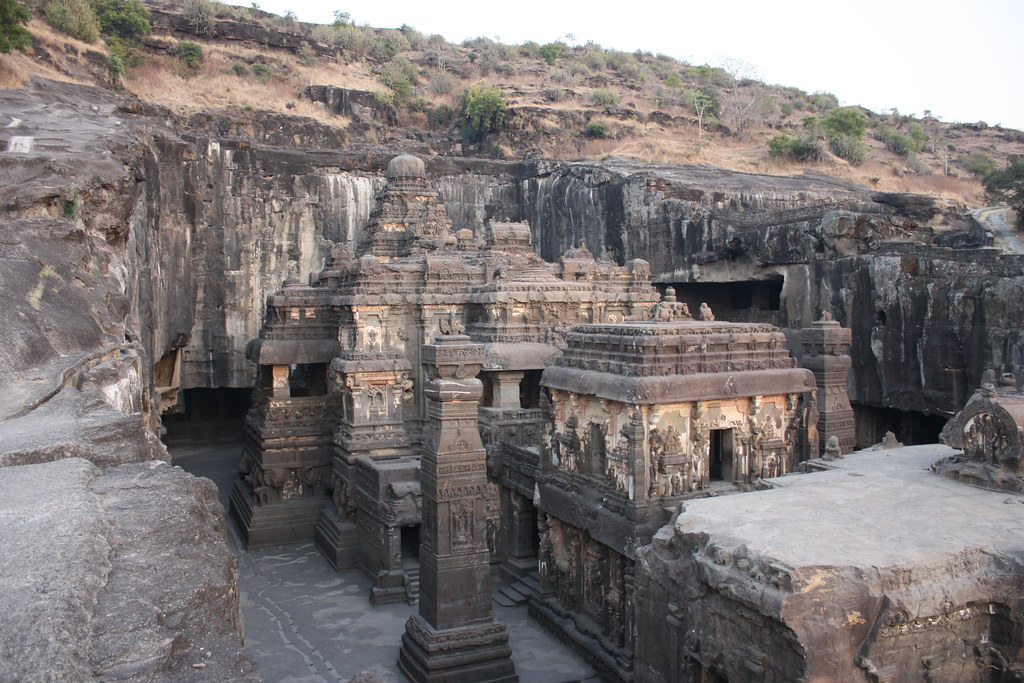 Kailasa Temple - Imperishable Structure made with Unknown Technology