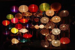 Vietnamese Lanterns | by Keith Mac Uidhir 김채윤 (Thanks for 3.5m views)