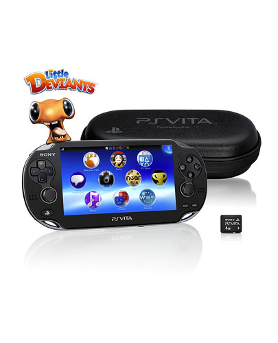 PS Vita First Edition Bundle | by PlayStation.Blog