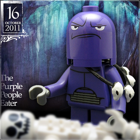October 16 - The Purple People Eater | by Morgan190