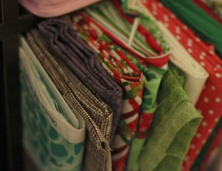Fabric Organize | by niftyfoodie