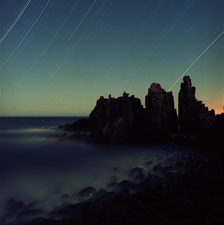 Pinnacles Stars and Time | by LunaliteSBC