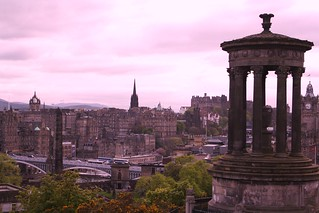 View of the Old Town from Calton Hill | by hostels.com