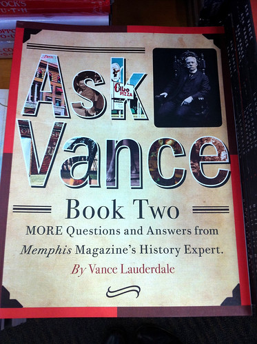 Ask Vance: Book Two | by ilovememphis
