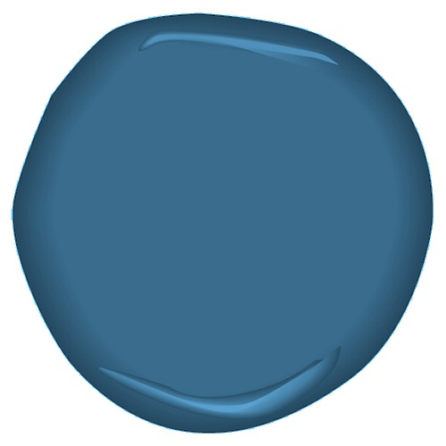 bellbottom blues CSP-655 | by Benjamin Moore Colors