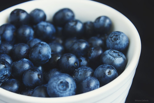 + Blueberries.