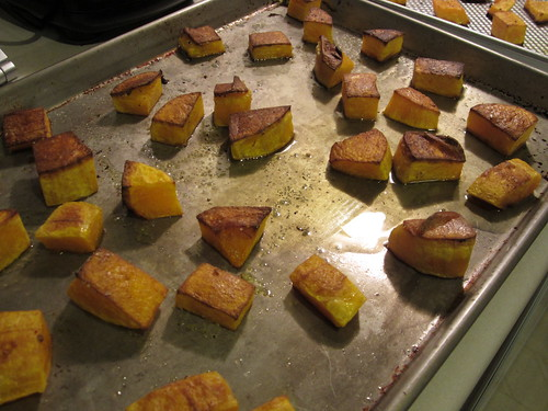 roasted squash | by Madison Bistro