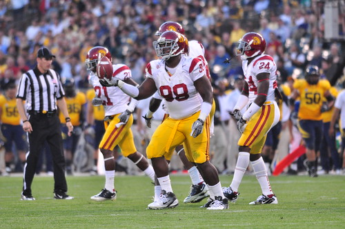 USC Football at Cal | by DT_Sports