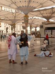 Masjid Al Nabawi - Mescid-ül Nebevi