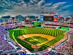Nationals Park (Baseball) - Washington DC
