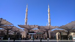 Al Masjid An Nabawi main gate