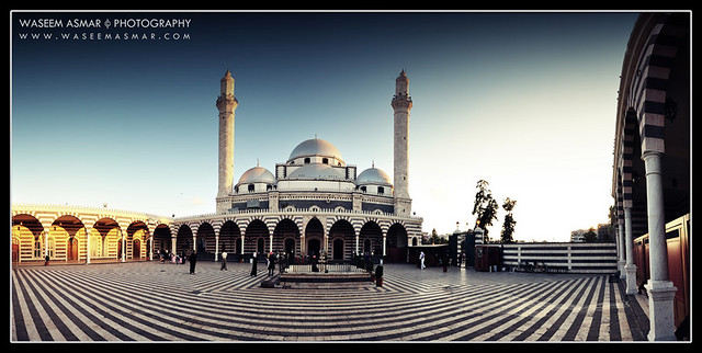Hims - Khalid Ibn Al-Walid Mosque [EXPLORED]