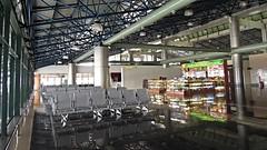 Deserted Terminal, Noi Bai International Airport, Hanoi