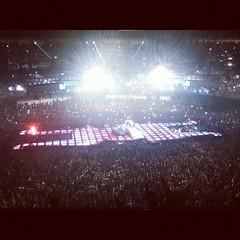 Maravilloso concierto de Metallica #instagood #instagram #instamood #mextagram #iphoneonly #MetallicaMx #palaciodelosdeportes #conciertos #rock #metal